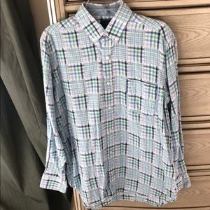 Tailorbyrd Collection Button Down